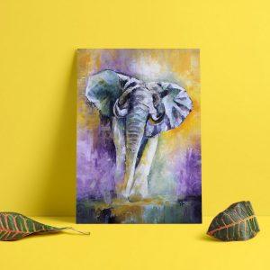 elephant - Poster